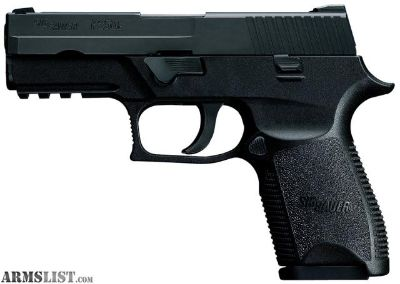 For Sale: Sig Sauer p250 compact 40 S&W