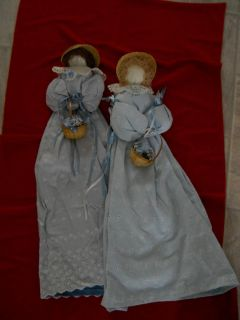 Handmade And Sewn Bed Doll Girls