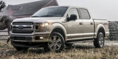 2018 Ford F-150 Lariat (Lightning Blue)