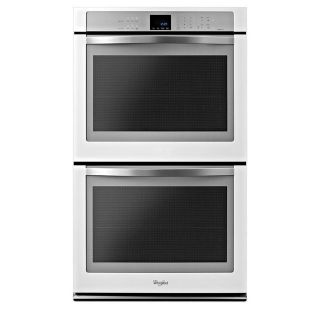 Whirlpool Gold 30 in. Double Electric Wall Oven Self-Cleaning with Convection WOD93EC0AE