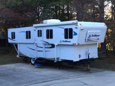 2007 Trailmanor Trailmanor 2720SL