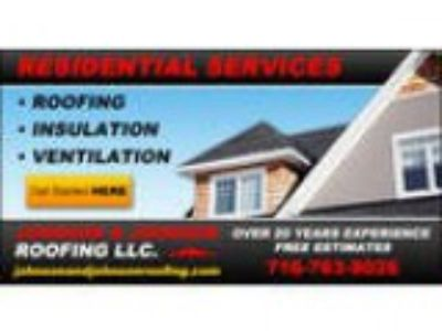 Johnson and Johnson Roofing LLC