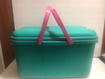 Eagle Craftstor Crafts Sewing Tote Storage Container