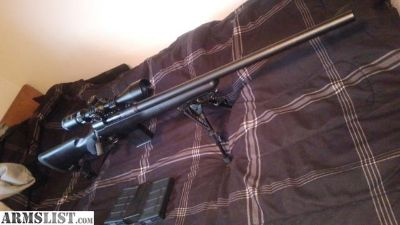 For Sale: Savage 10 FCP-SR