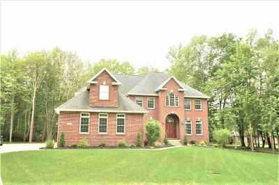 271 EDGEWATER Circle Erie Five BR, Impressive two story home