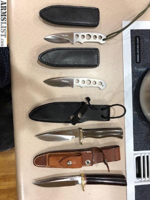For Sale: Randall Made Knives