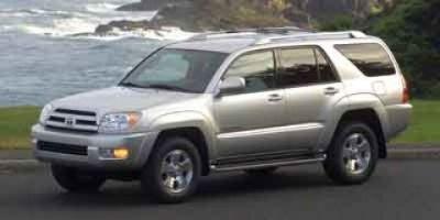 2004 Toyota 4Runner Limited (White)