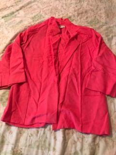Vintage jacket. Needs work