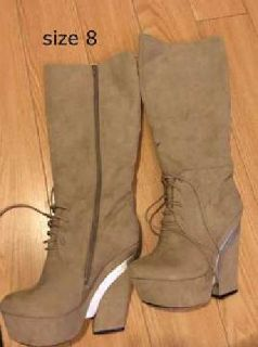 boots size 8 may 20/22 sale