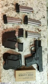 For Sale: XDS 9mm and accessories