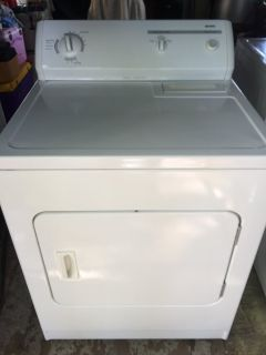 Kenmore Dryer Extra Large Capacity
