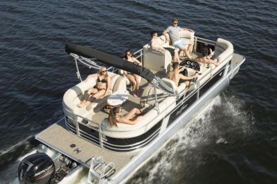 2018 SunChaser Geneva Cruise 22 LR Pontoons Boats Lagrange, GA