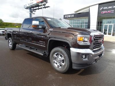 2019 GMC Sierra 3500HD SLT (Deep Mahogany Metallic)