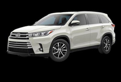 2019 Toyota Highlander XLE ()