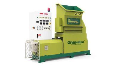 GREENMAX MARS C200 densifier for foam waste recycling
