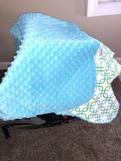 Canopy Car Seat Cover