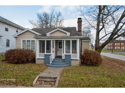 2 Bed 1 Bath Foreclosure Property in Kokomo, IN 46902 - S Buckeye St