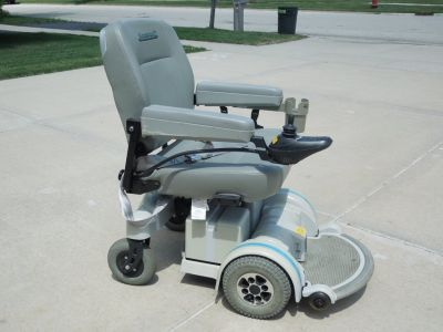Hooveround power chair MPV5