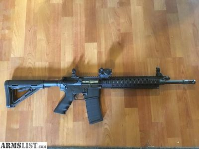 For Sale/Trade: Ruger SR 556 Amazing Rifle! Trade or sell