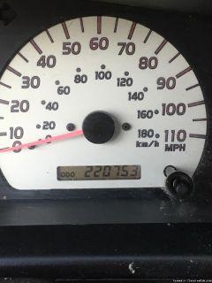 2003 Toyota Tacoma 4x4