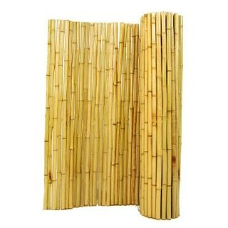 (NEW) BAMBOO FENCE PANEL PRIVACY SCREEN 6' X 8'
