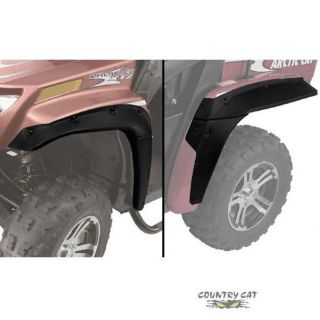 Find Arctic Cat 2008-2015 Prowler & HDX Front Rear Fender Flares Mud Guards, 1436-273 motorcycle in Sauk Centre, Minnesota, United States, for US $215.99