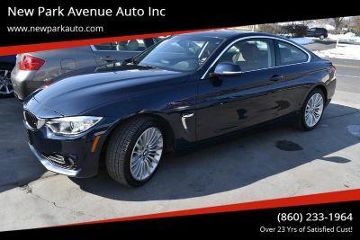 2014 BMW Integra 428i xDrive (Blue)