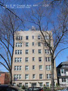 Apartment Rental - 1412 W Chase Ave Apt.