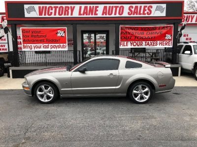 2008 Ford Mustang GT Deluxe (SIL)