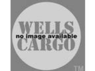 2007 Wells Cargo 4-Place V-Front FW232-VF