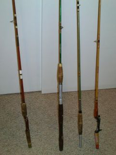 1 Vintage Flyrod - 2 NICE Poles CASH or TRADE