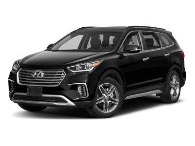 2017 Hyundai Santa Fe Limited (Monaco White)