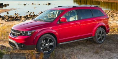 2018 Dodge Journey Crossroad FWD (White)