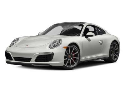 2017 Porsche 911 Carrera S (Jet Black Metallic)