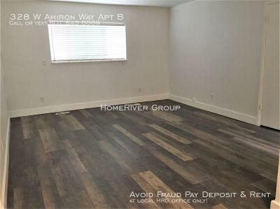 Newly Remodeled 3 Bedroom 1 Bath Condo now available in North Orem!