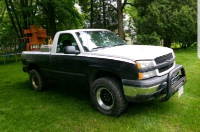 Truck, chevy,Silverado 1500 z17,2004 PRICE IS NEGOTIABLE