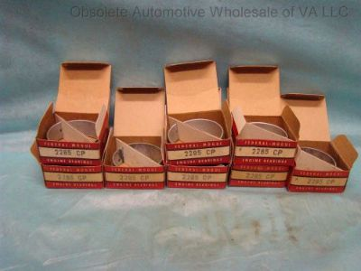 Sell Chevy Pontiac 348 409 Rod Bearing Set Standard Size Bel Air Impala 1958 - 1966 motorcycle in Vinton, Virginia, United States, for US $40.00
