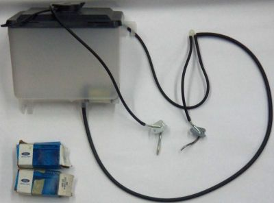 Buy 73-79 Ford truck Bronco COMPLETE NOS WINDSHIELD WASHER SYSTEM F100 F150 F250 motorcycle in Tipp City, Ohio, US, for US $150.00