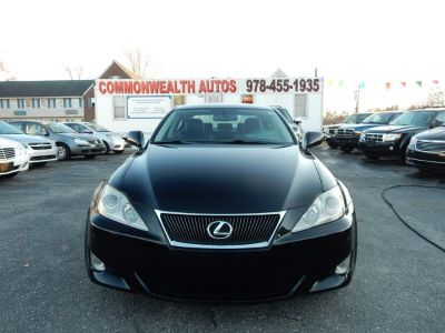 2006 Lexus IS 250 Base (Black Onyx)