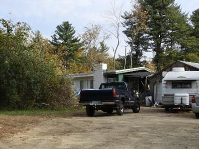 1 Bed 1 Bath Preforeclosure Property in Kingston, NH 03848 - Newton Junction Rd