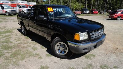 2001 Ford Ranger Edge (Black)