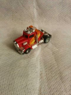 TCR. H. O. Scale Truck