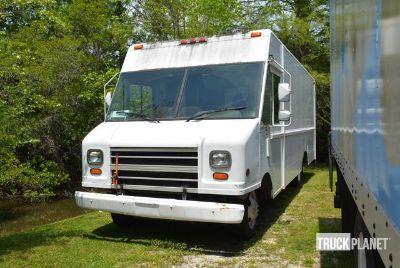2004 Workhorse P42 Step Van