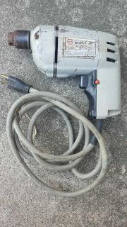 Antique Black and Decker Drill