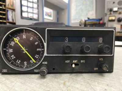 Buy Avionics KING KR86 ADF RECEIVER 8130-3 yellow tagged motorcycle in West Lafayette, Indiana, United States, for US $695.00