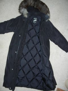 Winter Coat, Bromley Down, Misses Medium