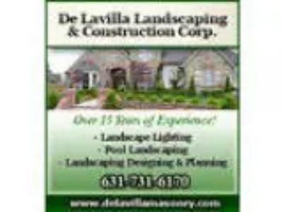 De Lavilla Landscaping and Construction Corp.