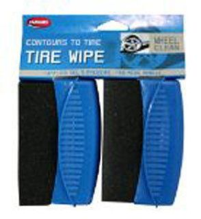 Purchase Carrand 92143 Contour Tire Wipes motorcycle in Delaware, Ohio, US, for US $3.99