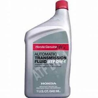 Honda ATF DW-1 Fluid 4 Quarts