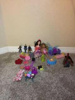 Grab a bag! Dolls and accessories!!